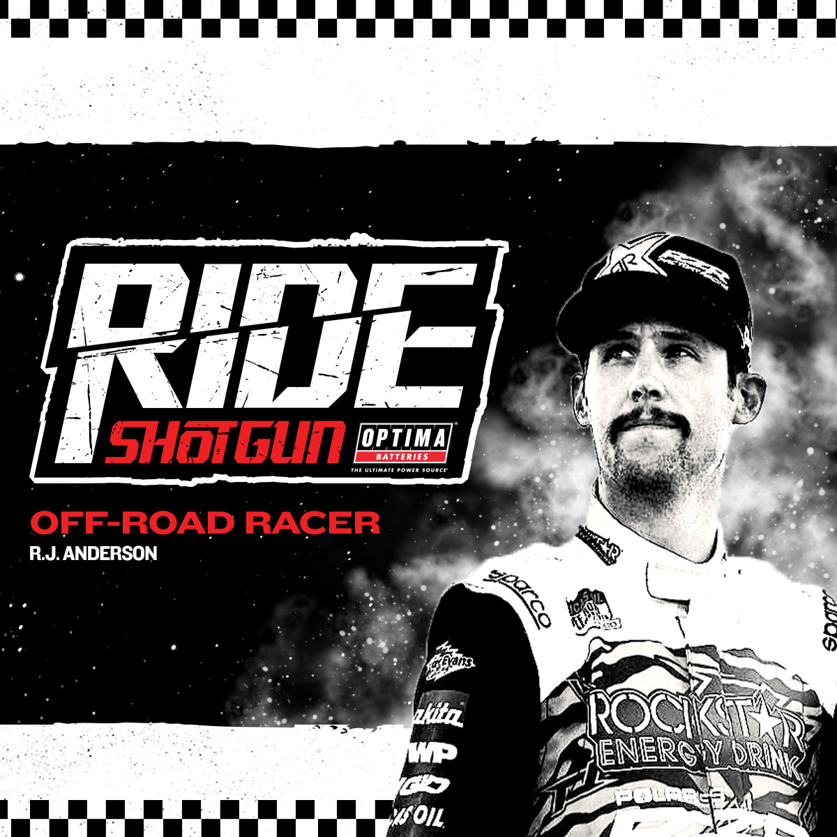 Ride Shotgun with Offroad Racer RJ Anderson