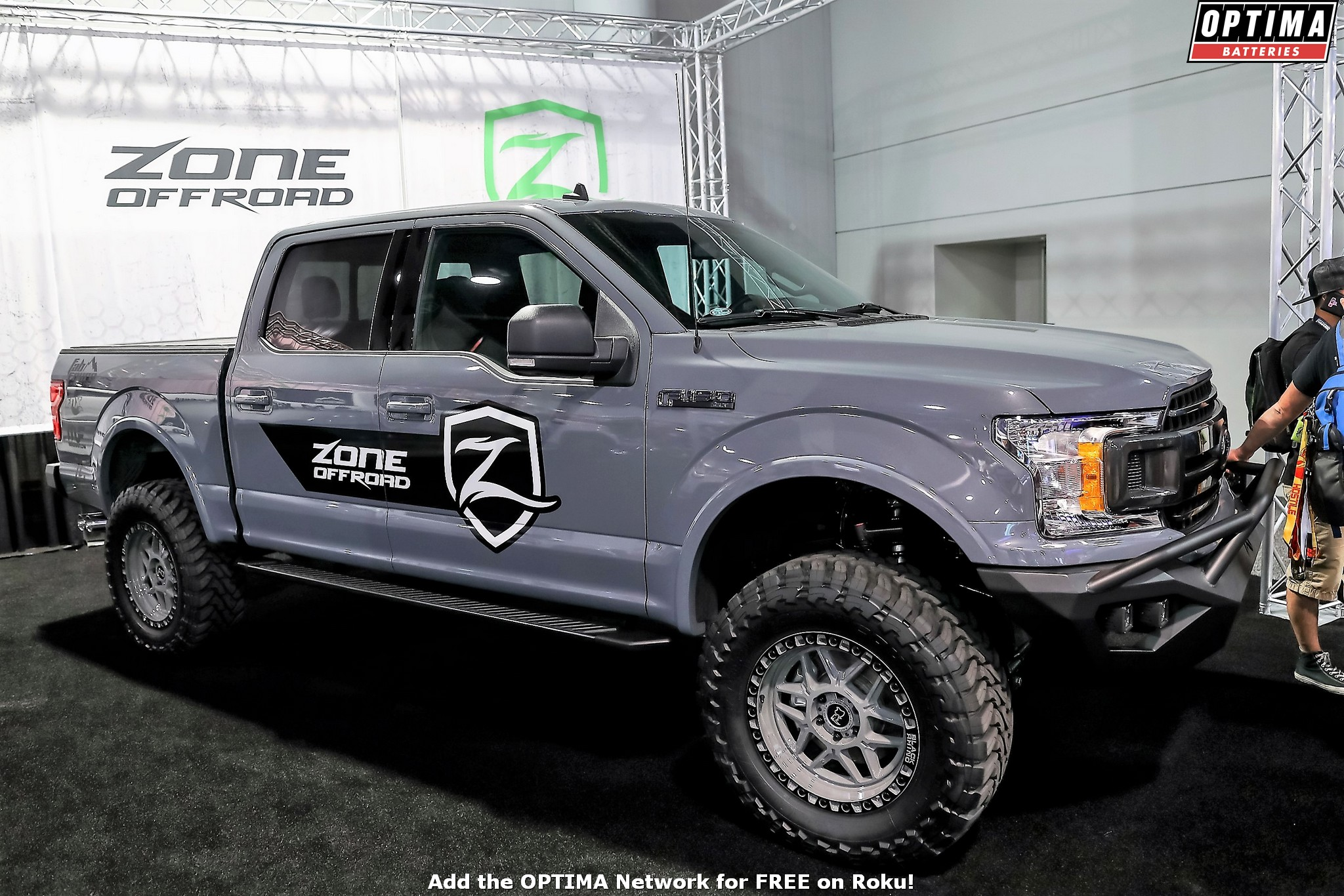 2019 Ford F-150 battery