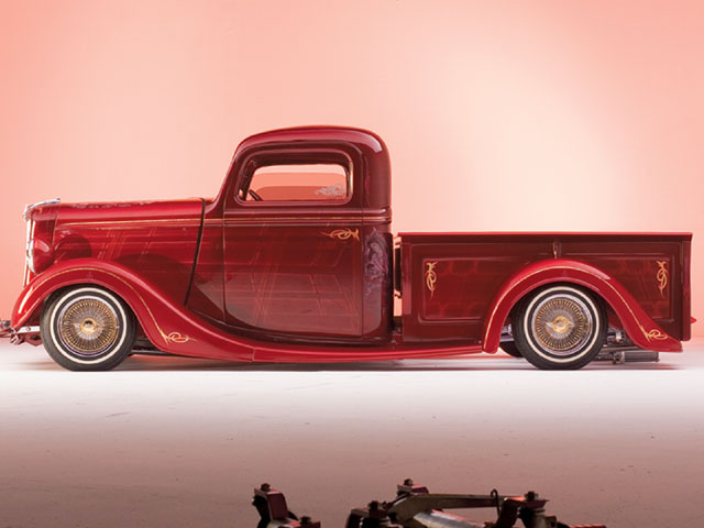 36 Ford Lowrider