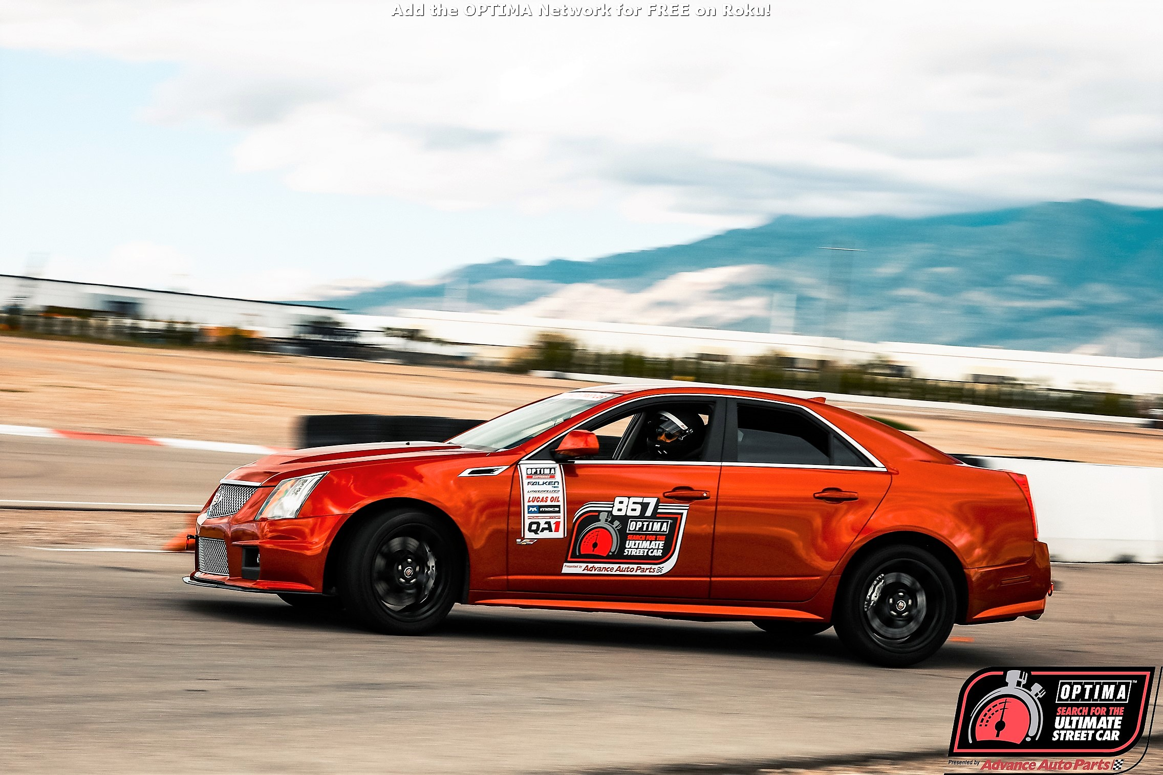 Cadillac CTS battery size