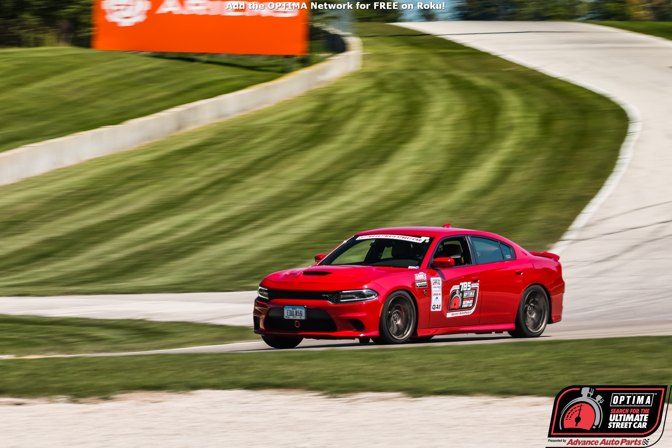 Can you drive your own car at Road America?