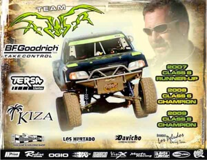 Class 8 Offroad Tomba