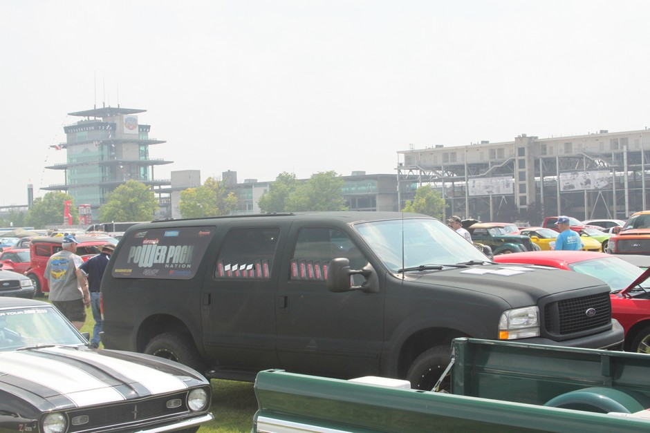 FICM Ford Excursion on the Hot Rod Power Tour