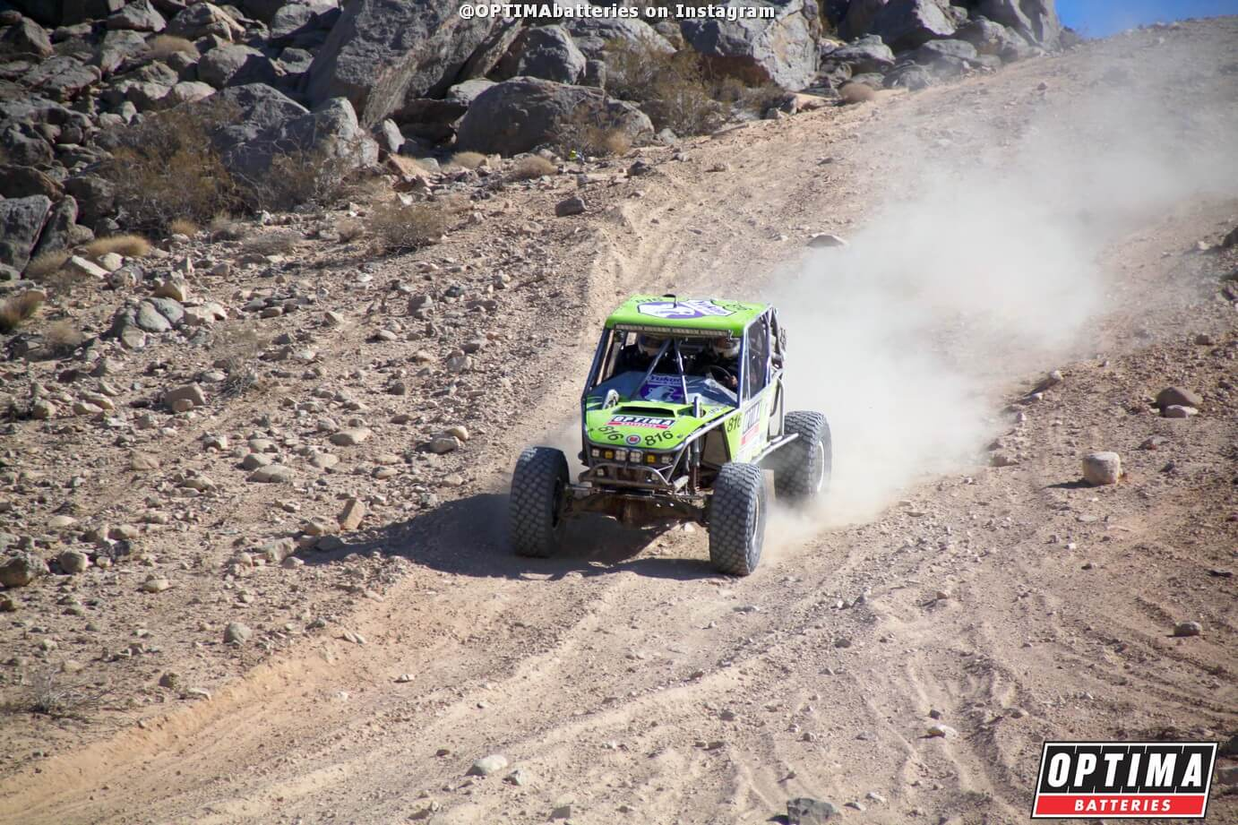 Lucas Murphy 2016 King of the Hammers