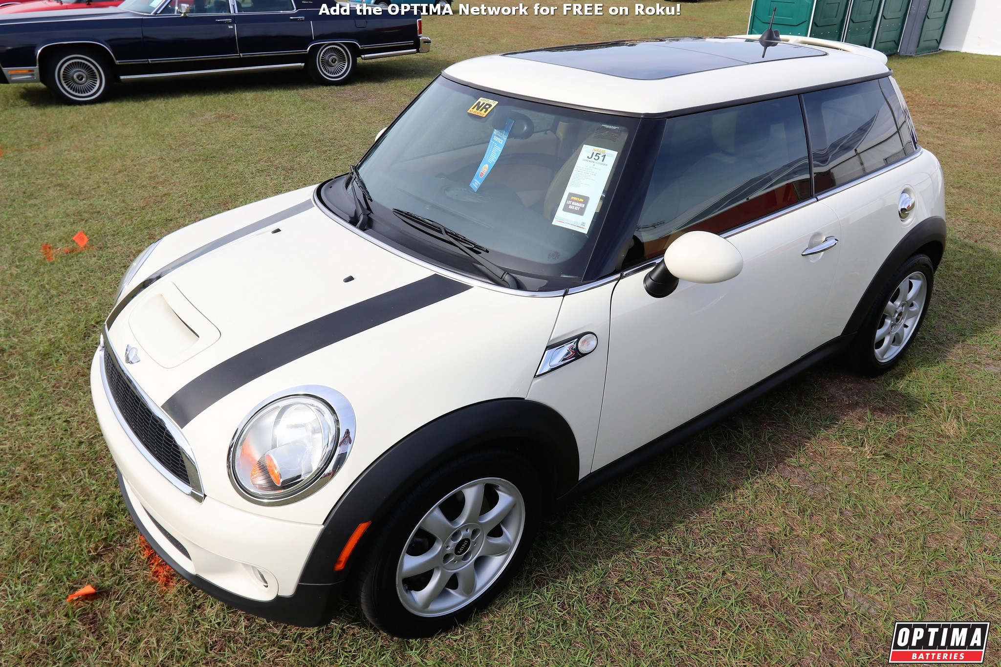 What battery does a Mini Cooper take?