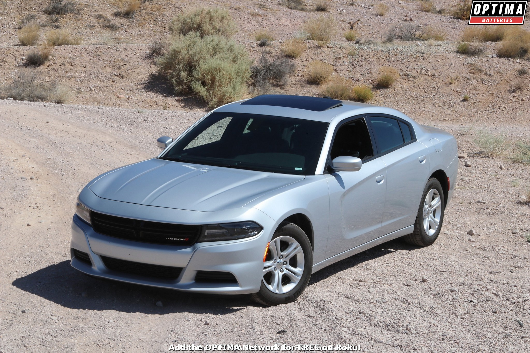 What Kind of Battery Does a Dodge Charger Need