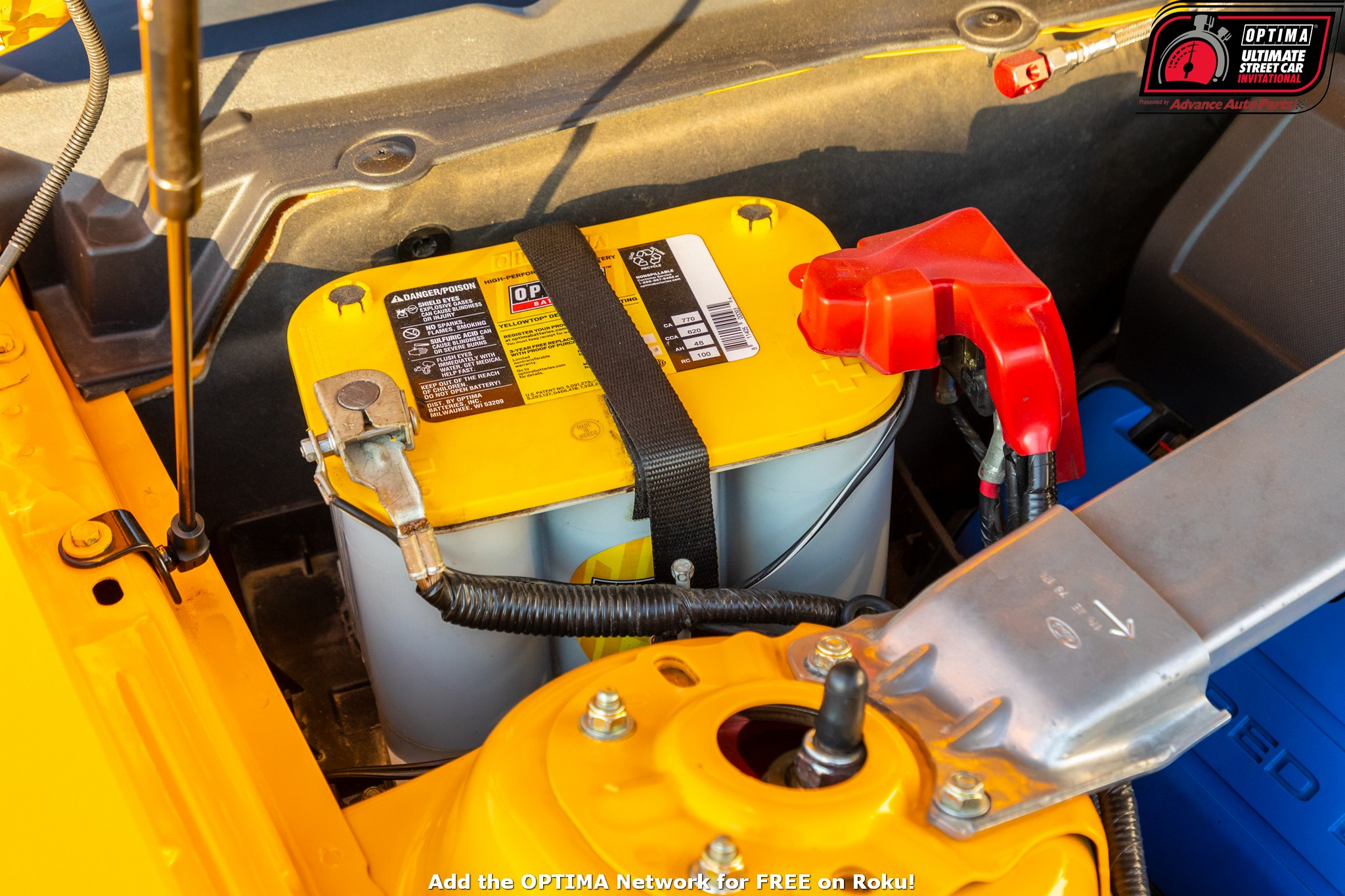 What voltage is considered bad for a car battery?