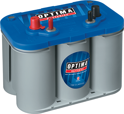OPTIMA BLUETOP D34M Battery