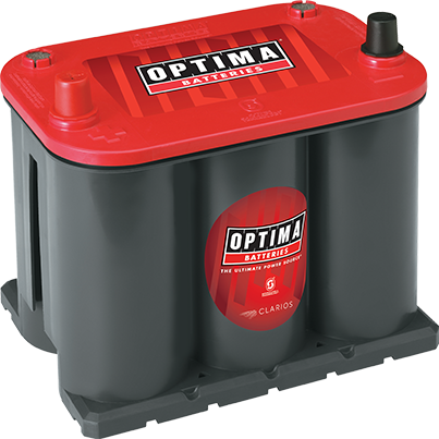 OPTIMA REDTOP 25 Battery