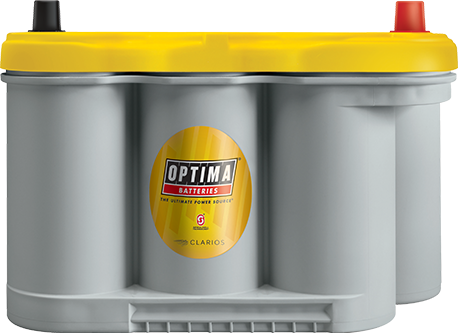 OPTIMA YELLOWTOP D27F Frontal Orientation