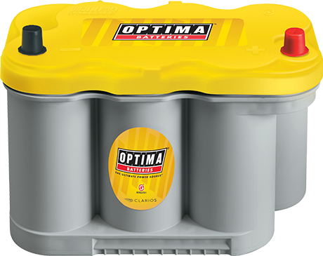 OPTIMA YELLOWTOP D27F Frontal-Top Orientation