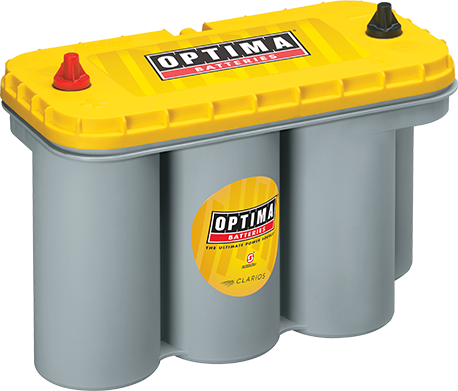 OPTIMA YELLOWTOP D31T Battery