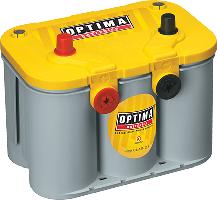 OPTIMA YELLOWTOP D34-78 Battery