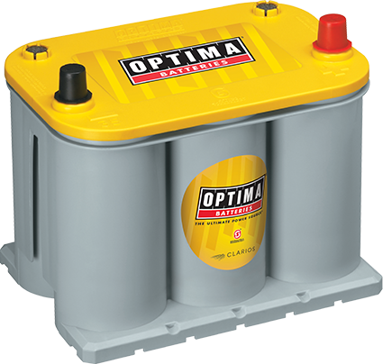 OPTIMA YELLOWTOP D35 Battery